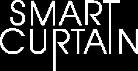 logo smart curtain